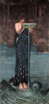 Circe Invidiosa John William Waterhouse