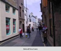 Kirkwall Town Centre