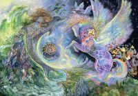 MAGICAL MEETING - JOSEPHINE WALL, ARTIST