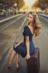 City girl passenger