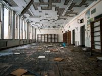 Abandoned School In  Cleveland 5