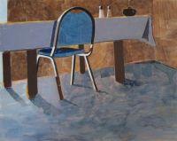 """""""blue chair"""""""