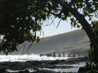 Big Island of Hawaii, old sugar plantation docks