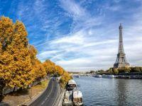 Paris in autumn
