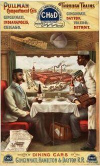 Pullman Dining Car 1894