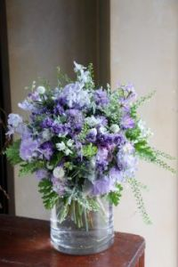 Happiness  is.....Shades of Lilac.