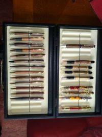 Pens in case