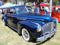 "Buick (Series 50) ""Super Sport"" - 1941"