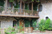 Lovely Greek Balconies