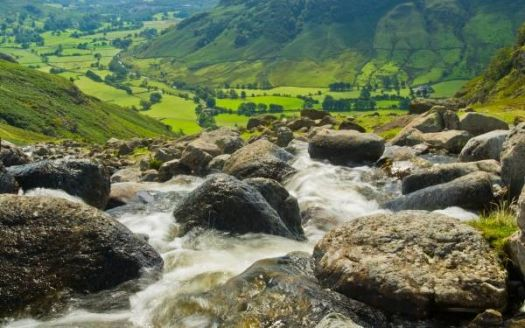 Stickle Ghyll, Lake District