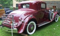 1931 REO Royale 35 Coupe --