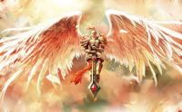Armored Angel (Large)