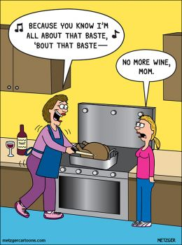 All about that baste