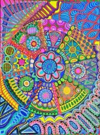 Psychedelic Pizza