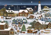 Carol Dyer-Seaside_Country_Christmas