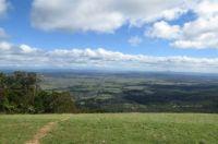 Look-out at Mt Tamborine.