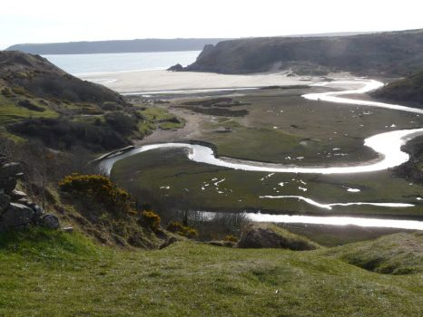 The Gower, Wales