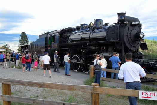 Kettle Valley Train, Summerland