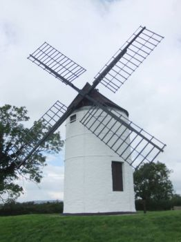 Ashton Windmill, Somerset