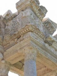 More detail, ancient ruins, Turkey