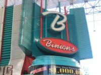 binion's in vegas