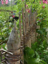 Bauern Garten Zaun