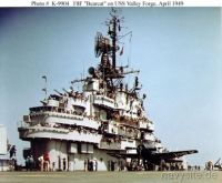 USS Valley Forge 1949