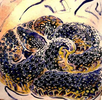 Black Snake, Walter Anderson