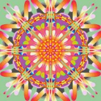 Just For Fun, Touch of Color Kaleido