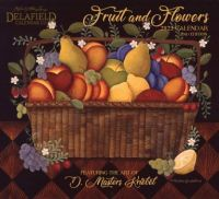 Delafield 2022 Wall Calendar Fruit and Flowers