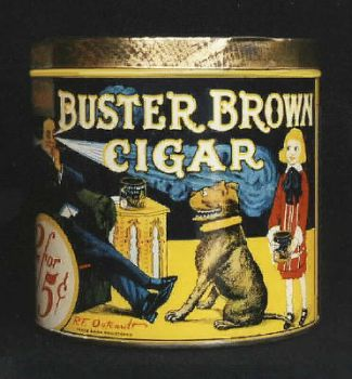 'Buster Brown'.....For Cakes.....