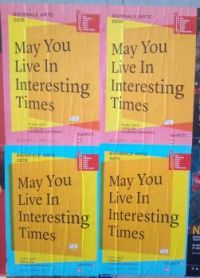 May You Live In Interesting Times poster