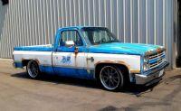 """Rusty"" Truck"