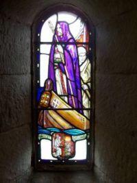 Window in St. Margaret's Chapel
