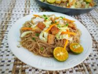 PanCit BiHon : Filipino StirFried Noodles