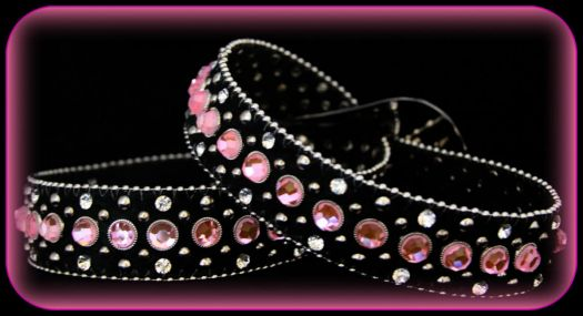 Pinknblack Bling at its best