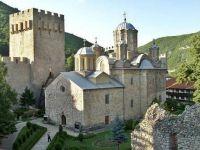 Monastery Manasija - Serbia