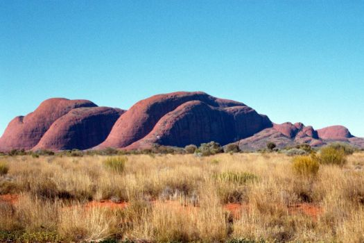 The Olgas; Northern Territory
