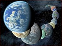 An illustration of Earthlike planets  NASA-JPL-Caltech R. Hurt SSC-Caltech