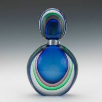 Monumental Murano Glass Perfume bottle