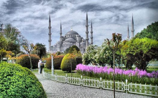 Sultan Ahmad Mosque - Istanbul