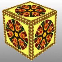 Kaleido v kostce...     Kaleido in a cube...