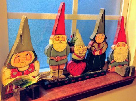 Window Gnomes