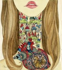 Illustrations-by-Russian-self-taught-artist