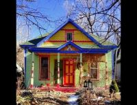 Colorful Bungalow in Colorado
