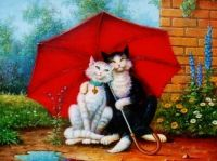 Rainy Day Sweethearts