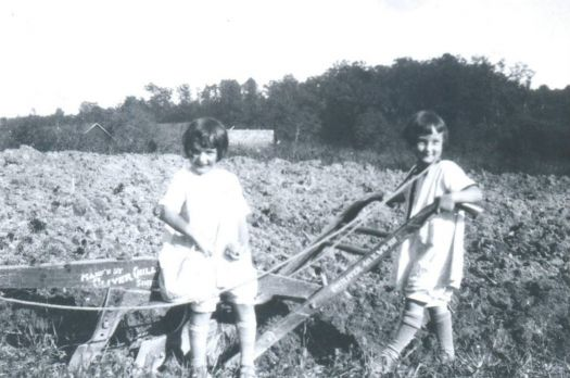 Plowing - life in the '30s