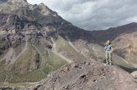 Valle de Maipo Chile Dec 8 2013