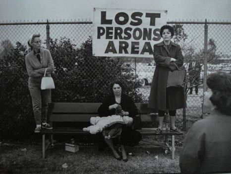 Lost Persons Area- Elliott Erwitt, 1963