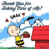 Smack's from Snoopy!!